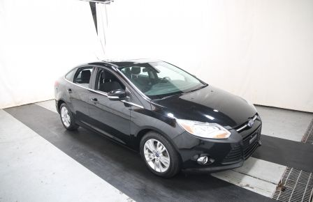 2012 Ford Focus SEL in Montréal