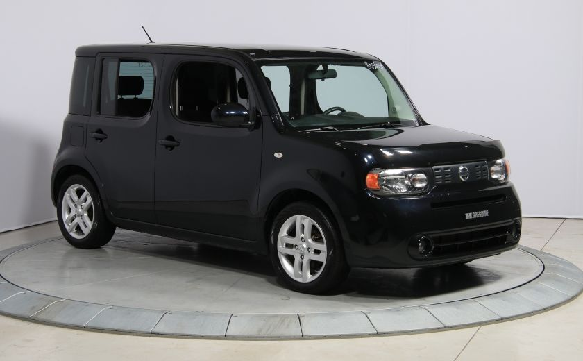 2012 Nissan Cube S AUTO A/C GR ELECT MAGS BLUETOOTH #0