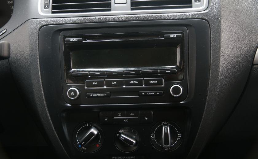 2013 Volkswagen Jetta COMFORTLINE AUTO A/C #11