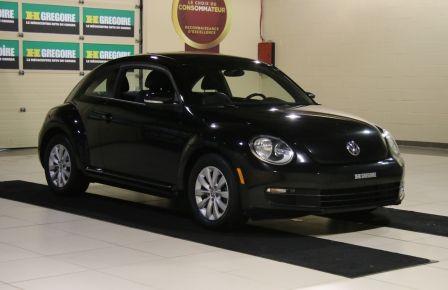 2012 Volkswagen BEETLE COMFORTLINE A/C. MAGS in Repentigny