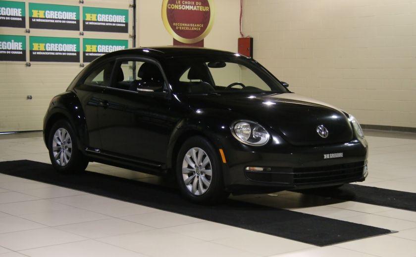 2012 Volkswagen BEETLE COMFORTLINE A/C. MAGS #0