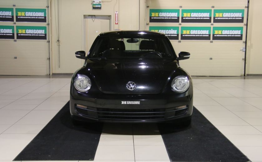 2012 Volkswagen BEETLE COMFORTLINE A/C. MAGS #1