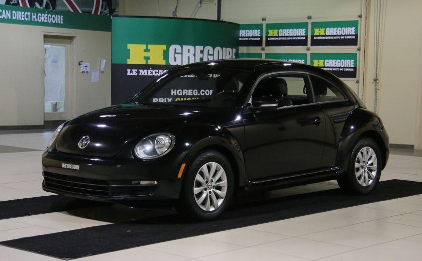 2012 Volkswagen BEETLE COMFORTLINE A/C. MAGS #2