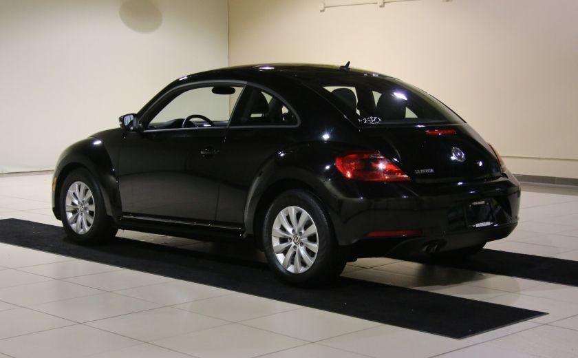 2012 Volkswagen BEETLE COMFORTLINE A/C. MAGS #4
