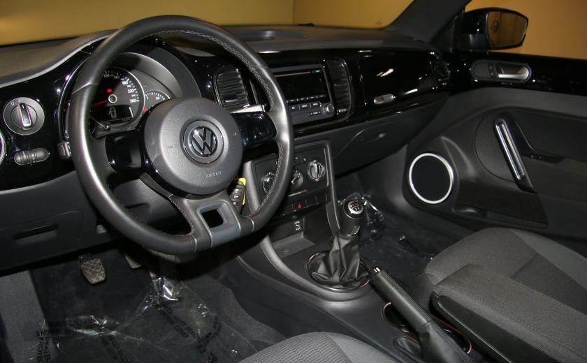 2012 Volkswagen BEETLE COMFORTLINE A/C. MAGS #8