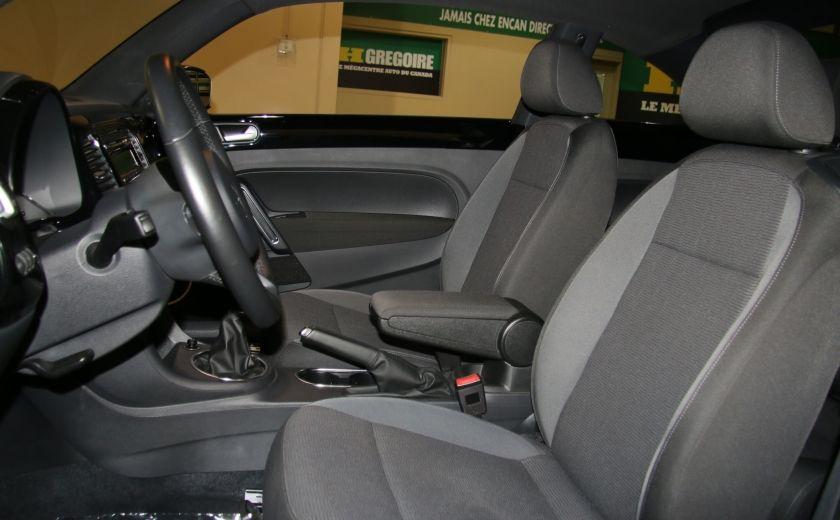 2012 Volkswagen BEETLE COMFORTLINE A/C. MAGS #9