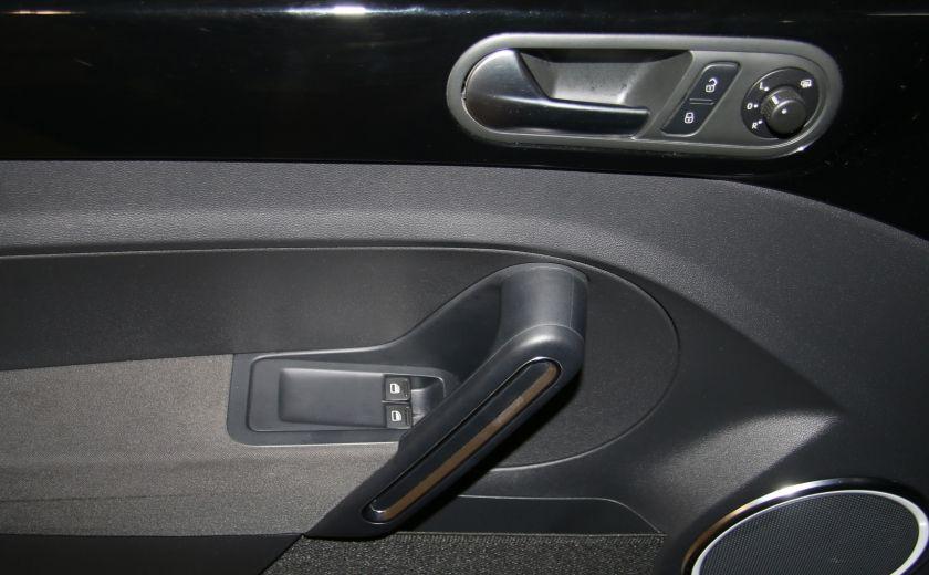2012 Volkswagen BEETLE COMFORTLINE A/C. MAGS #10