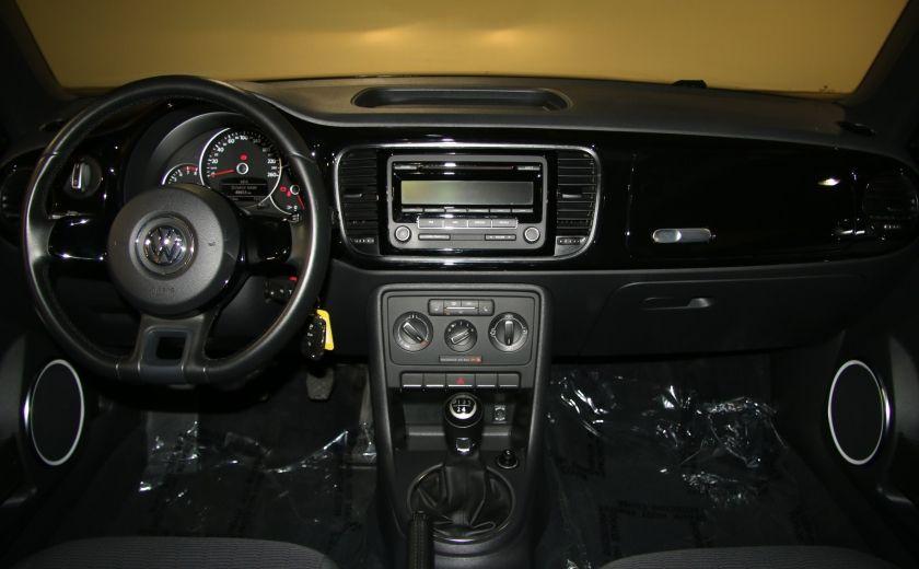 2012 Volkswagen BEETLE COMFORTLINE A/C. MAGS #12