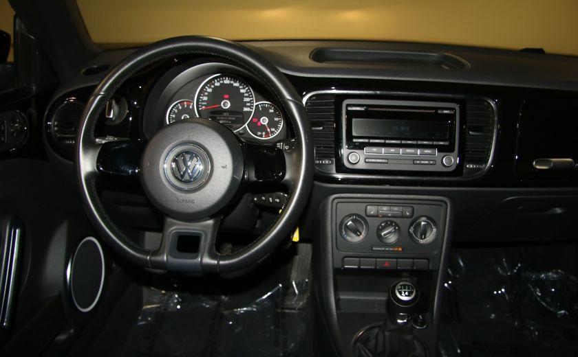 2012 Volkswagen BEETLE COMFORTLINE A/C. MAGS #13
