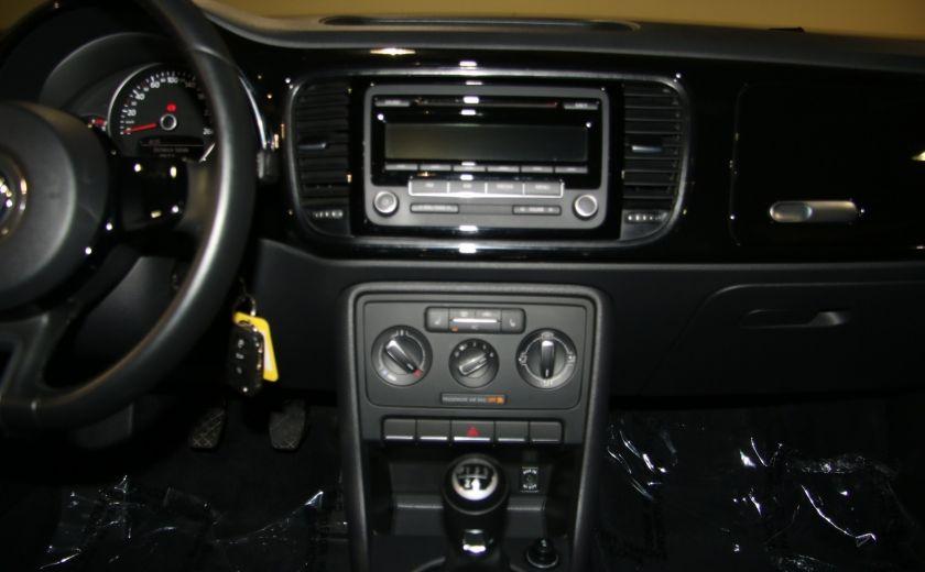 2012 Volkswagen BEETLE COMFORTLINE A/C. MAGS #15