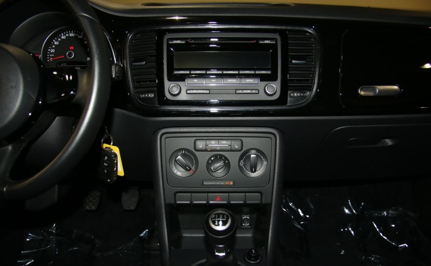 2012 Volkswagen BEETLE COMFORTLINE A/C. MAGS #16