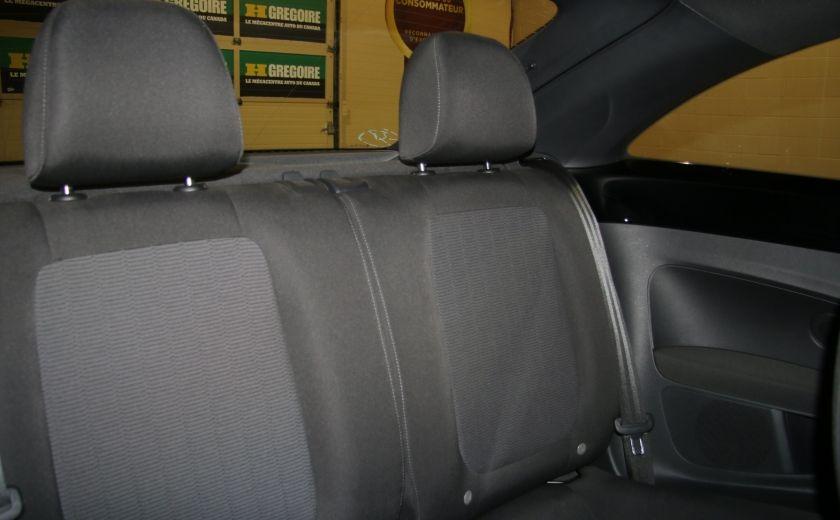 2012 Volkswagen BEETLE COMFORTLINE A/C. MAGS #19