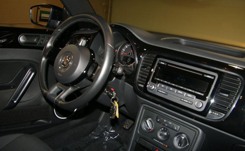 2012 Volkswagen BEETLE COMFORTLINE A/C. MAGS #21
