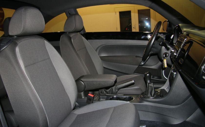 2012 Volkswagen BEETLE COMFORTLINE A/C. MAGS #22
