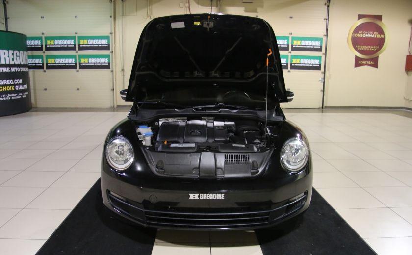 2012 Volkswagen BEETLE COMFORTLINE A/C. MAGS #24