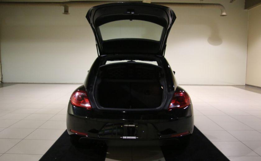 2012 Volkswagen BEETLE COMFORTLINE A/C. MAGS #25