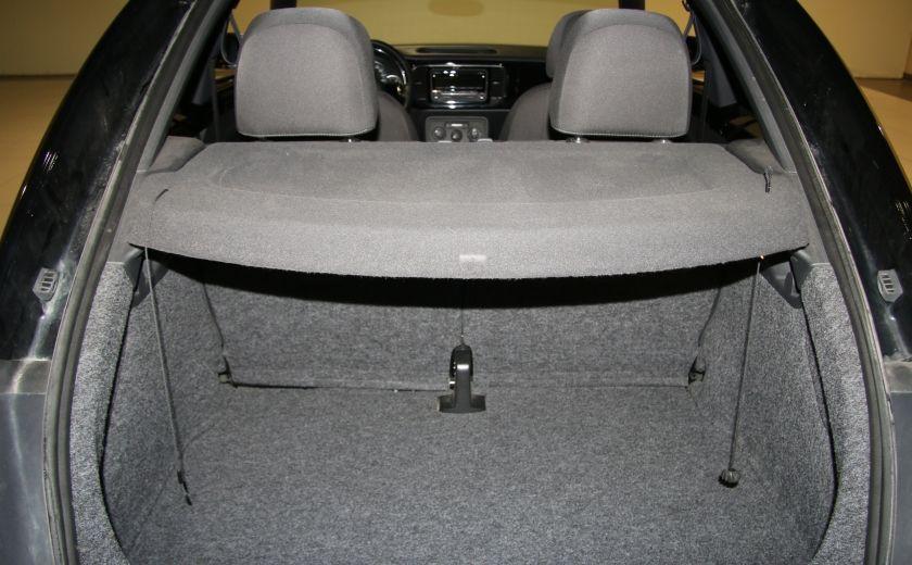2012 Volkswagen BEETLE COMFORTLINE A/C. MAGS #26