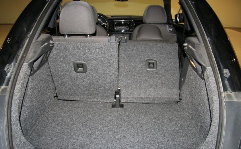 2012 Volkswagen BEETLE COMFORTLINE A/C. MAGS #28