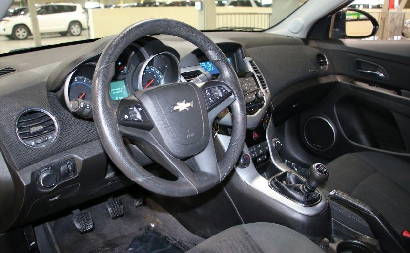 2011 Chevrolet Cruze Eco w/1SA #7