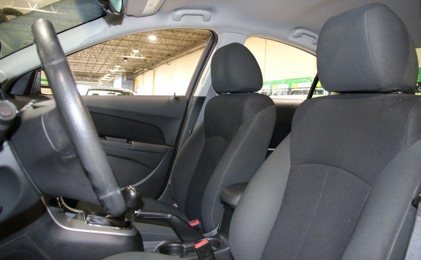 2011 Chevrolet Cruze Eco w/1SA #8