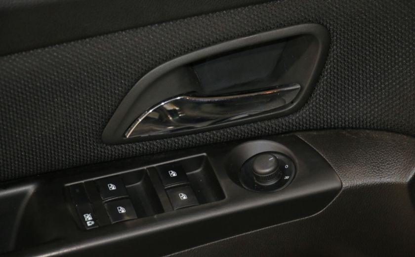 2011 Chevrolet Cruze Eco w/1SA #9