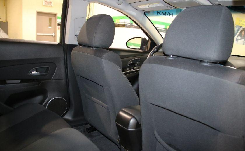2011 Chevrolet Cruze Eco w/1SA #17