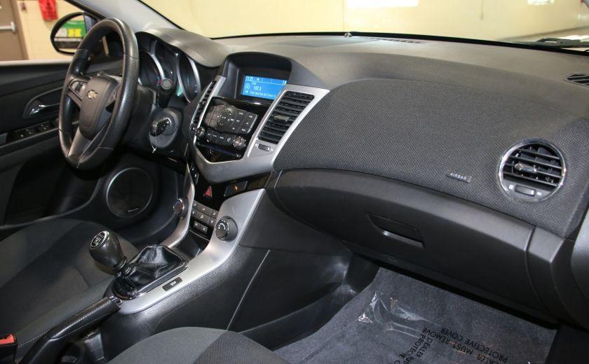 2011 Chevrolet Cruze Eco w/1SA #19