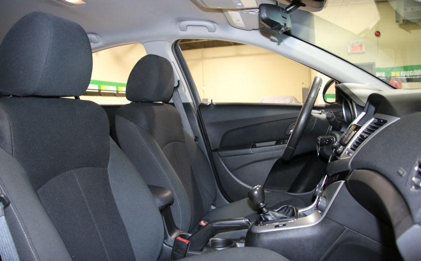 2011 Chevrolet Cruze Eco w/1SA #21