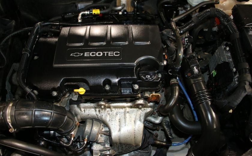 2011 Chevrolet Cruze Eco w/1SA #22