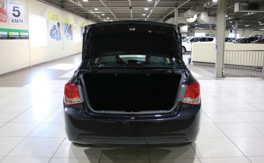 2011 Chevrolet Cruze Eco w/1SA #24