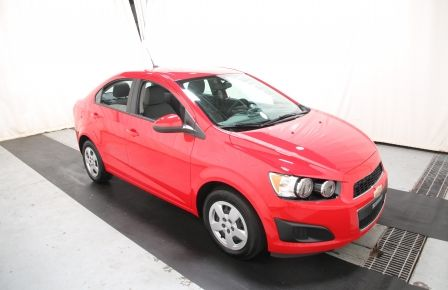 2014 Chevrolet Sonic LS BLUETOOTH in Carignan