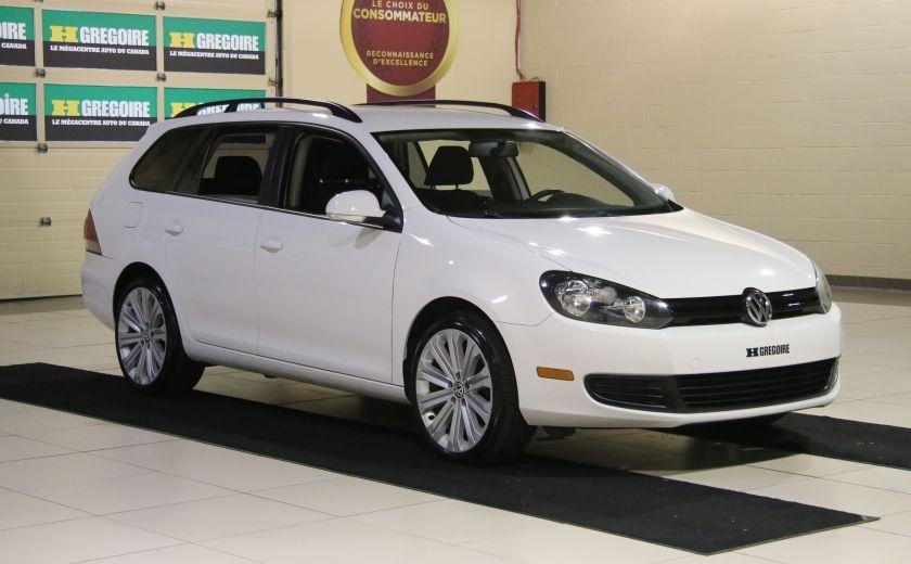 2012 Volkswagen Golf Trendline A/C MAGS #0