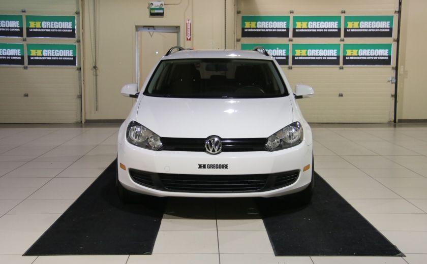 2012 Volkswagen Golf Trendline A/C MAGS #1