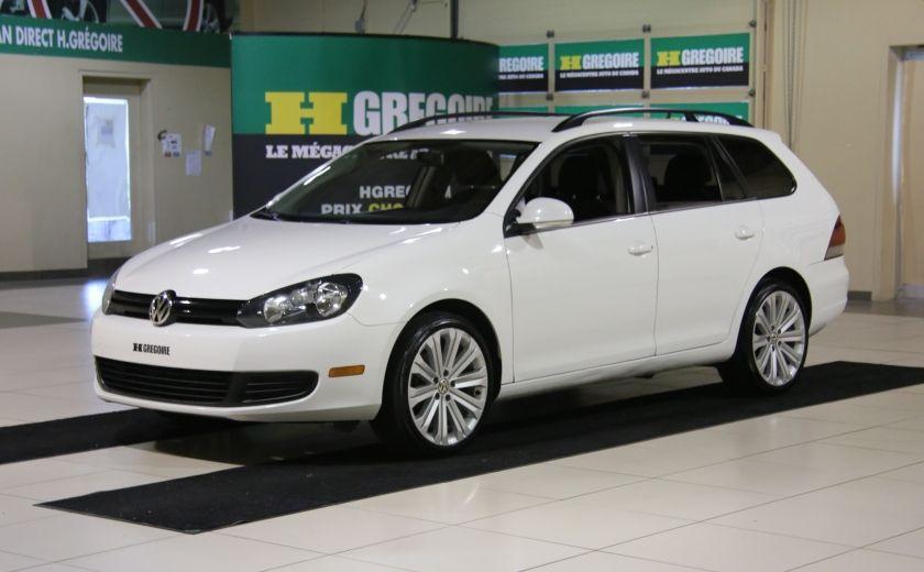 2012 Volkswagen Golf Trendline A/C MAGS #2