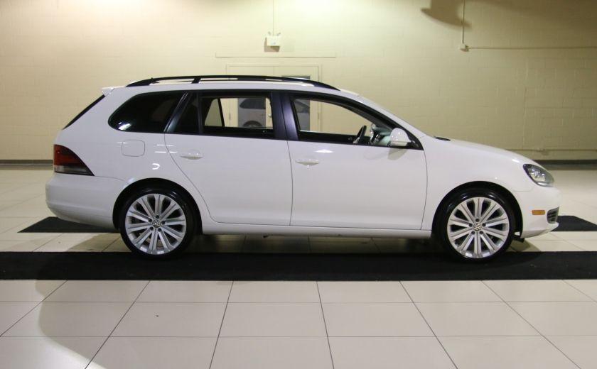2012 Volkswagen Golf Trendline A/C MAGS #5