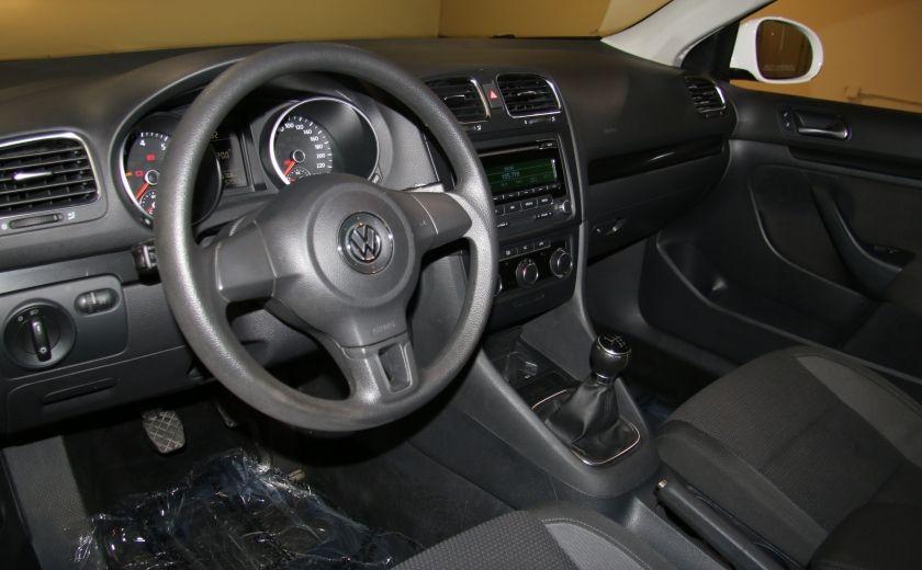 2012 Volkswagen Golf Trendline A/C MAGS #6