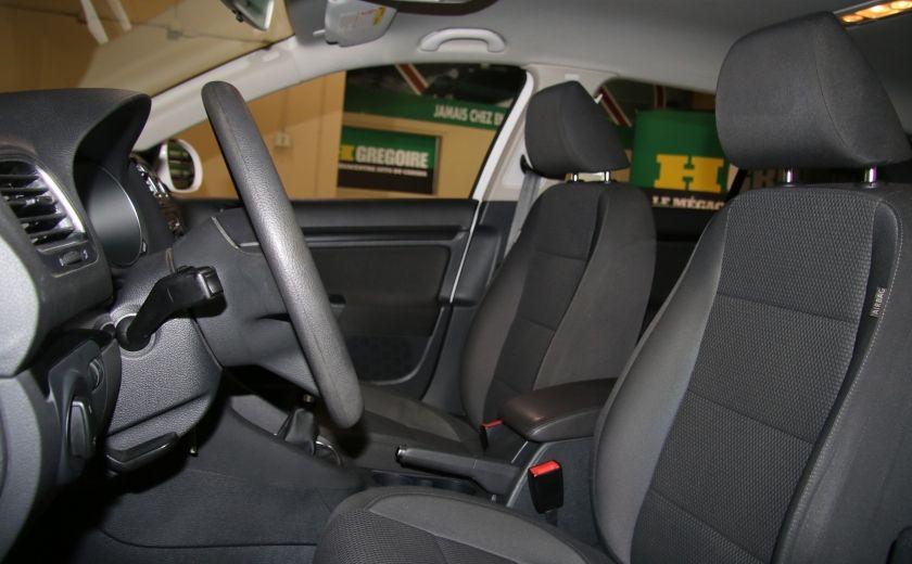 2012 Volkswagen Golf Trendline A/C MAGS #7