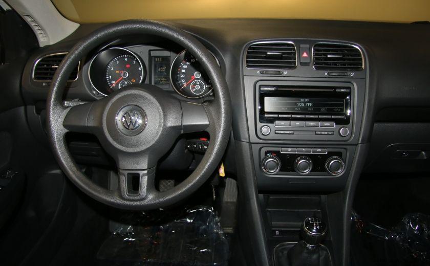 2012 Volkswagen Golf Trendline A/C MAGS #10