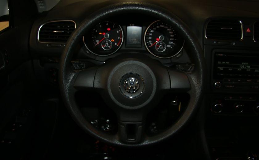 2012 Volkswagen Golf Trendline A/C MAGS #11
