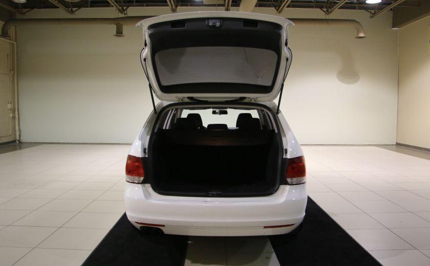 2012 Volkswagen Golf Trendline A/C MAGS #23