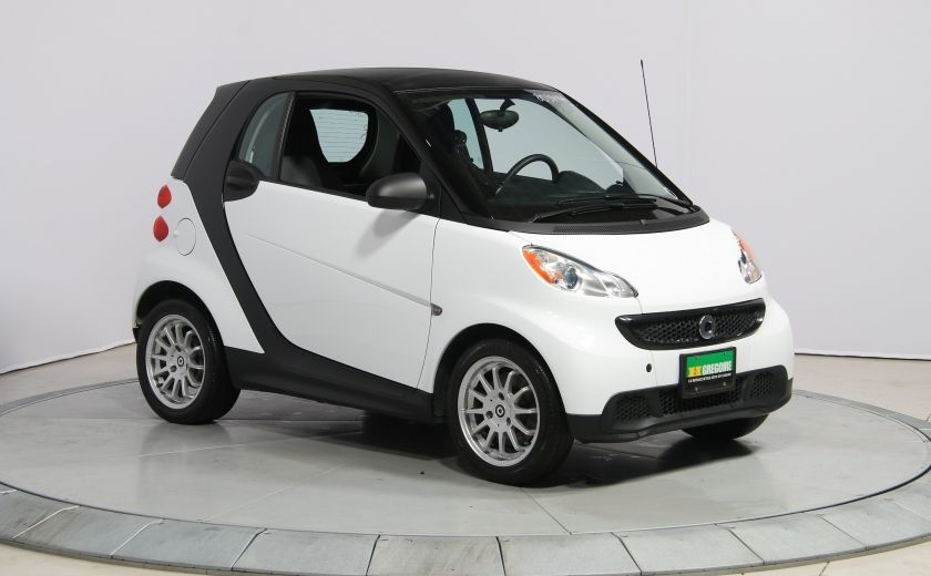 2013 Smart Fortwo Pure AUTO A/C GR ELECT MAGS #0