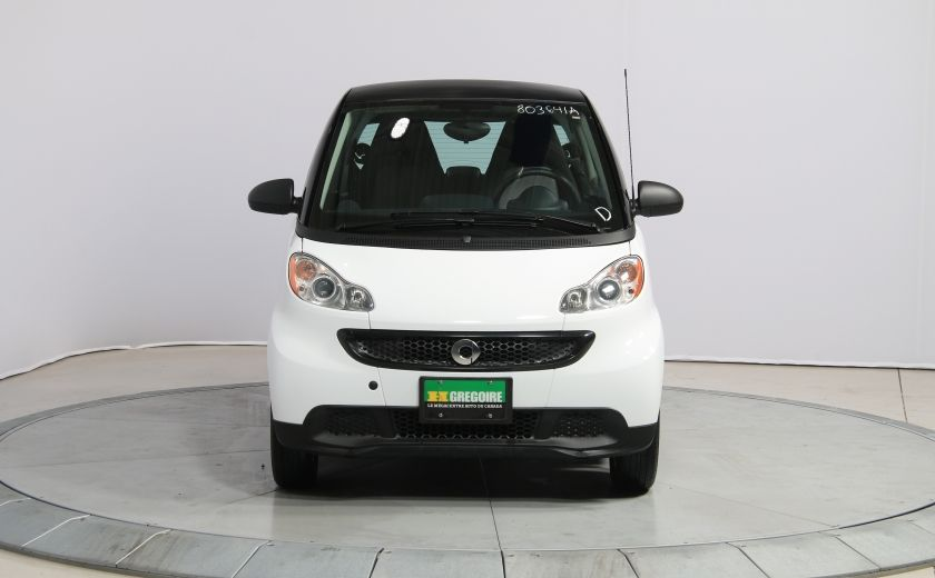 2013 Smart Fortwo Pure AUTO A/C GR ELECT MAGS #1
