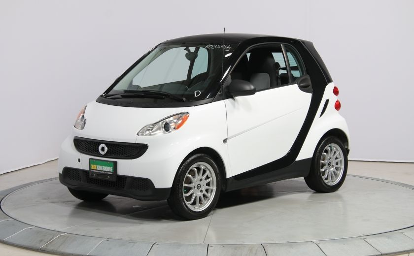 2013 Smart Fortwo Pure AUTO A/C GR ELECT MAGS #2