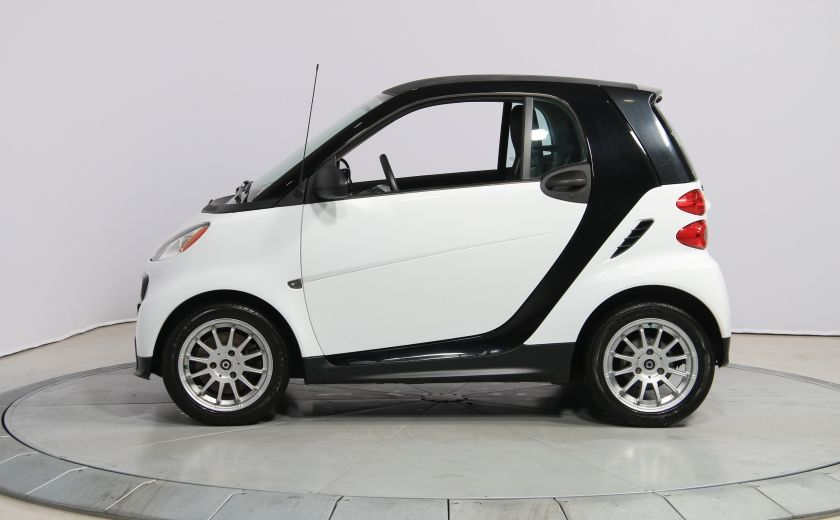 2013 Smart Fortwo Pure AUTO A/C GR ELECT MAGS #3