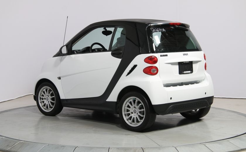 2013 Smart Fortwo Pure AUTO A/C GR ELECT MAGS #4