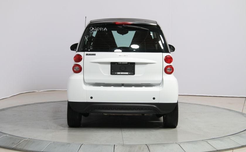 2013 Smart Fortwo Pure AUTO A/C GR ELECT MAGS #5