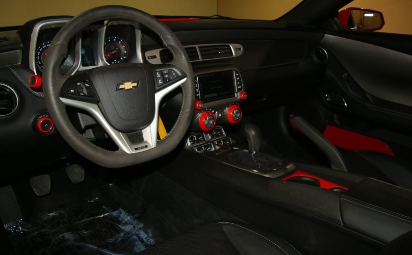 2013 Chevrolet Camaro 2SS CUIR TOIT #8