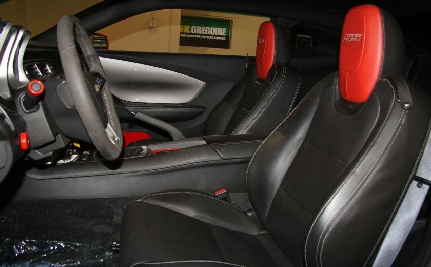 2013 Chevrolet Camaro 2SS CUIR TOIT #9