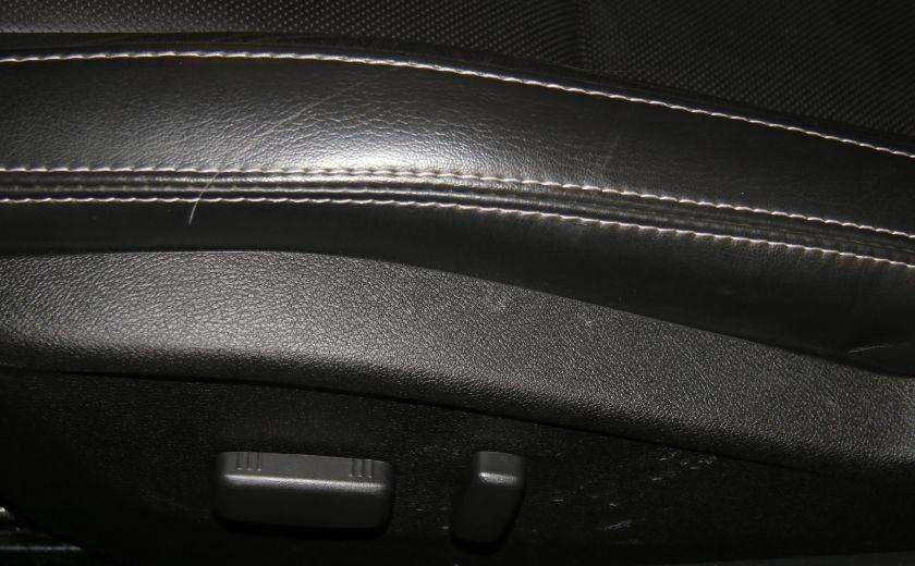 2013 Chevrolet Camaro 2SS CUIR TOIT #11