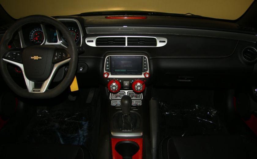 2013 Chevrolet Camaro 2SS CUIR TOIT #14